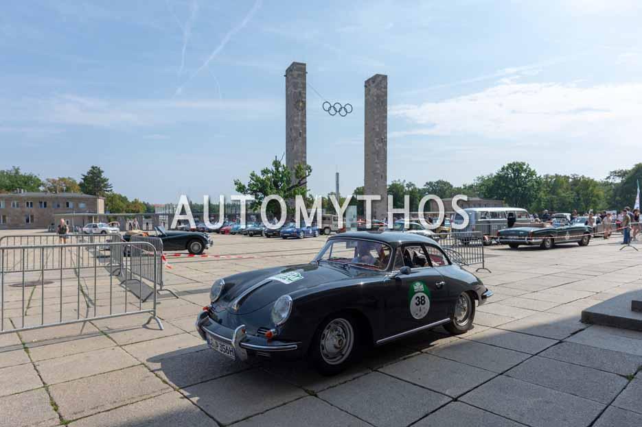 Automythos | 12. Hamburg Berlin Klassik 2019 | 38 | Christian Thenhausen & Daniel Maack | Porsche 356 B