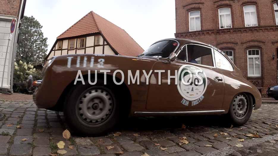 Automythos | 12. Hamburg Berlin Klassik 2019 | 40 | Matthias v. Knobelsdorf & Jochen Michaelis | Porsche 356 C