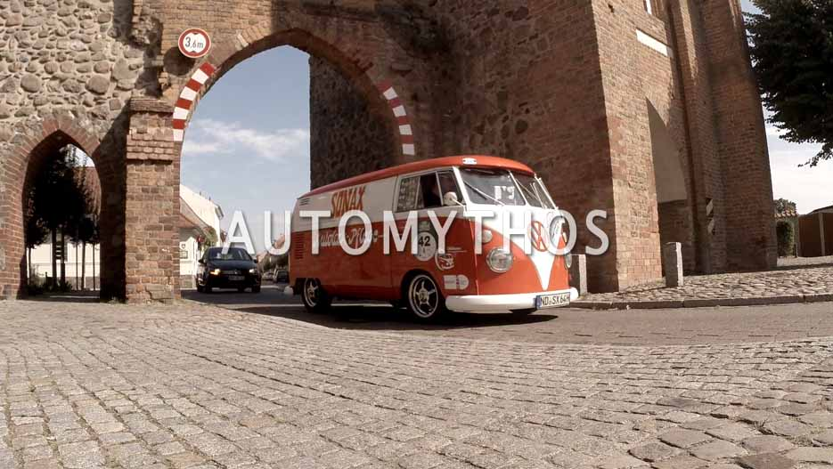 Automythos | 12. Hamburg Berlin Klassik 2019 | 42 | Dirk Hattenhauer & Tim Lücke | Volkswagen Transporter T1