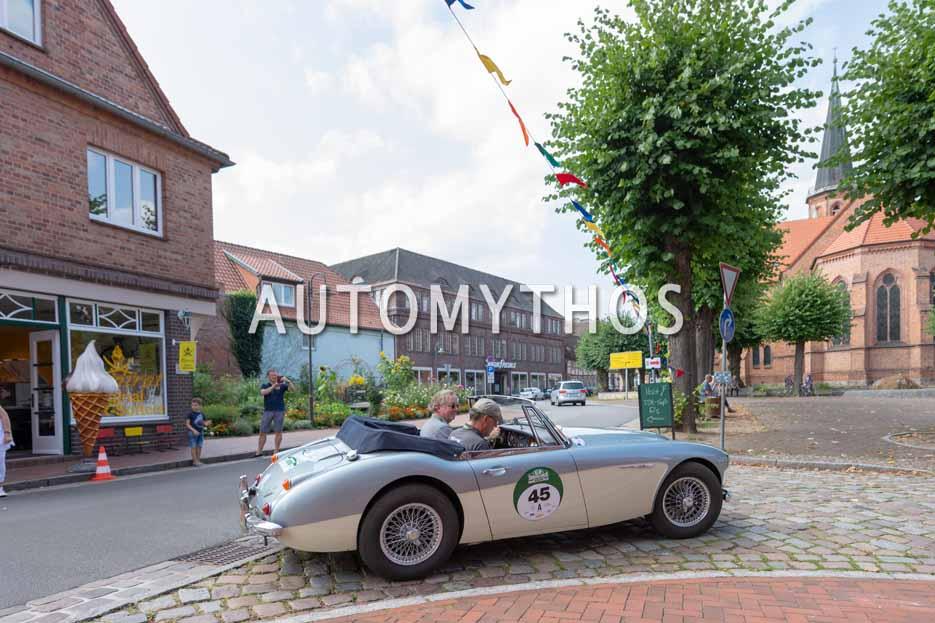 Automythos | 12. Hamburg Berlin Klassik 2019 | 45 | Stefan Wulff & Jörg Verstl | MG Midget J2