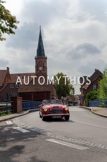 Automythos | 12. Hamburg Berlin Klassik 2019 | 46 | Christoph Kleiner & Phillip Neumann | Austin-Healey 100/6