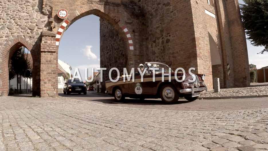 Automythos | 12. Hamburg Berlin Klassik 2019 | 48 | Nils Wendler & Ole Klünder | Austin-Healey 3000 Mk III