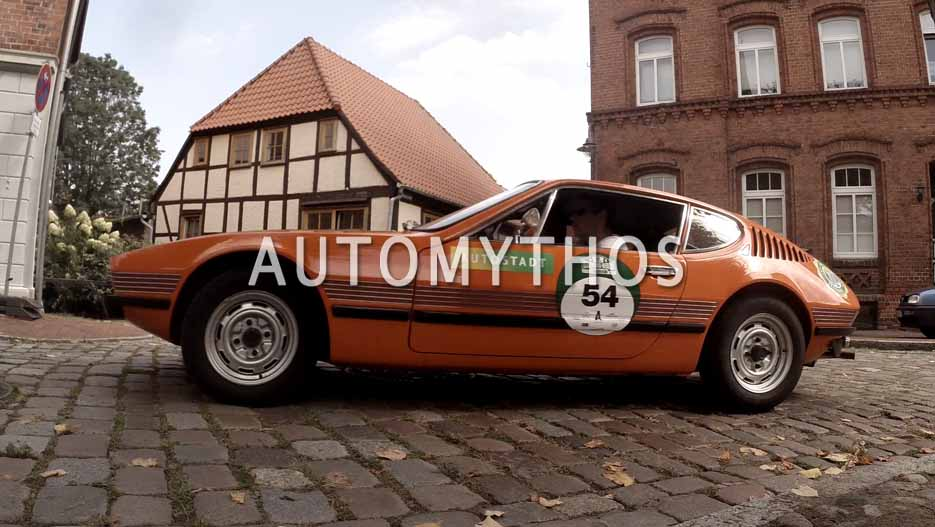 Automythos | 12. Hamburg Berlin Klassik 2019 | 54 | Tim Westermann & Herman Hey | Volkswagen SP2