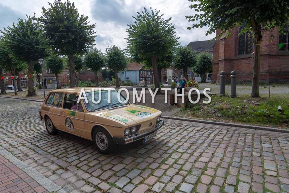 Automythos | 12. Hamburg Berlin Klassik 2019 | 57 | Christian Brünsch & Katrin Böhme | Volkswagen Brasilia