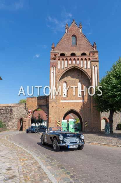 Automythos | 12. Hamburg Berlin Klassik 2019 | 59 | Jörn Rompel & Sophie Marie Rompel | Austin-Healey 3000 Mk II
