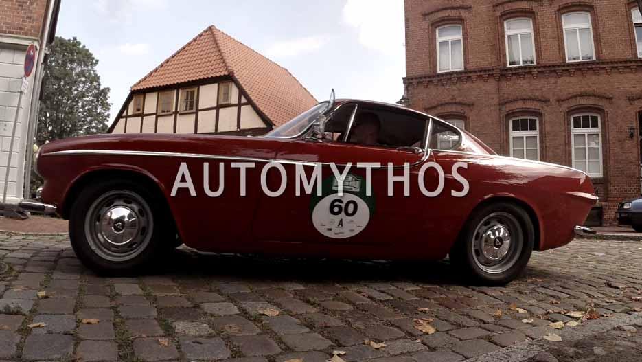 Automythos | 12. Hamburg Berlin Klassik 2019 | 60 | Michael Schweitzer & Andreas May | Volvo P1800 S