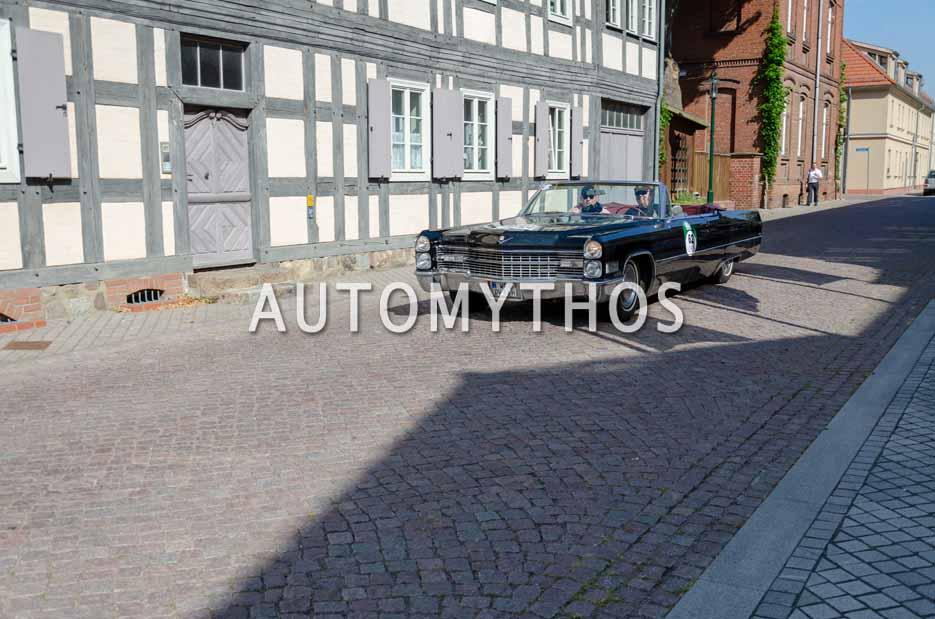 Automythos | 12. Hamburg Berlin Klassik 2019 | 62 | Michael Pape & Hans-Werner Brandt | Cadillac de Ville Convertible