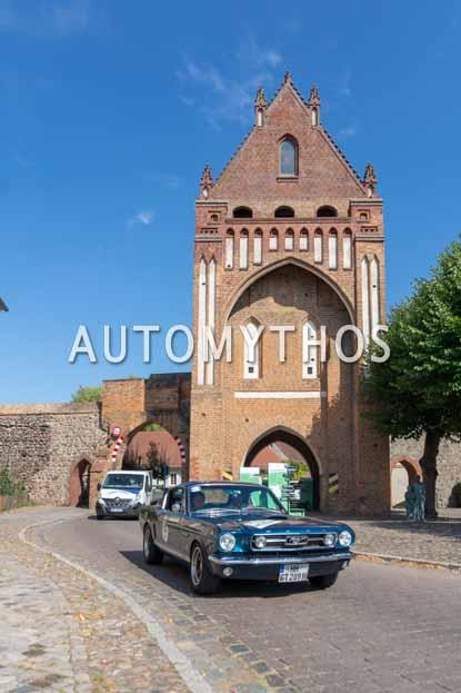Automythos | 12. Hamburg Berlin Klassik 2019 | 63 | Sven Ehrenbrand & Britta Plümke | Ford Mustang GT350 Fastback