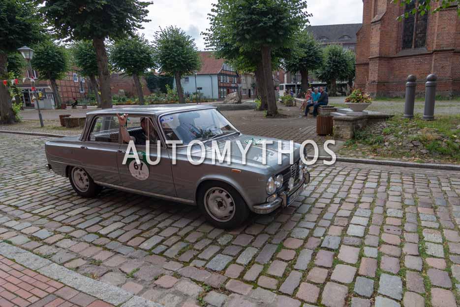 Automythos | 12. Hamburg Berlin Klassik 2019 | 67 | Christoph-Hubertus Weitkamp & Oskar Volkland | Alfa Romeo Giulia 1300 TI