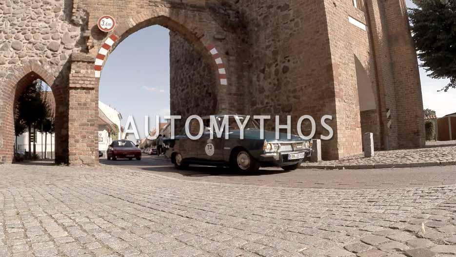 Automythos | 12. Hamburg Berlin Klassik 2019 | 73 | Rainer Staudt & Ursula Schmidt-Staudt | Rover 3500