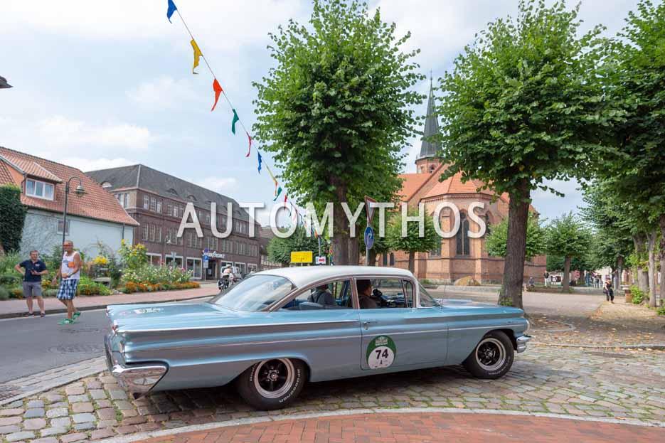 Automythos | 12. Hamburg Berlin Klassik 2019 | 74 | Michael Kästner & Christian Böker | Pontiac Catalina Sport Coupé