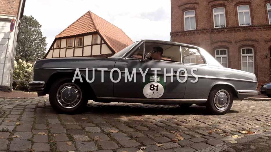 Automythos | 12. Hamburg Berlin Klassik 2019 | 81 | Mathias Lüdtke-Handjery & Anne Lüdtke-Handjery | Mercedes 250 C