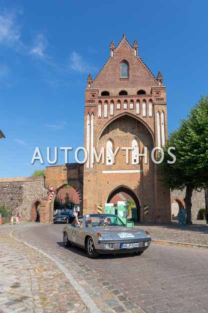 Automythos | 12. Hamburg Berlin Klassik 2019 | 82 | Christian Wälzholz & Boris Jankiewicz | Porsche 914/6