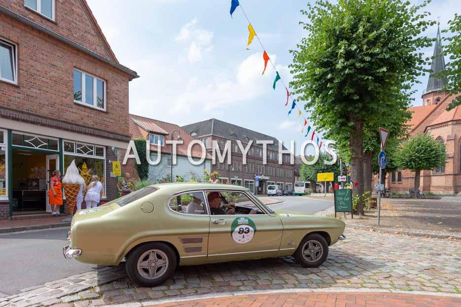 Automythos | 12. Hamburg Berlin Klassik 2019 | 83 | Andre Preiß & Bernd Volkens | Ford Capri 1600 GT