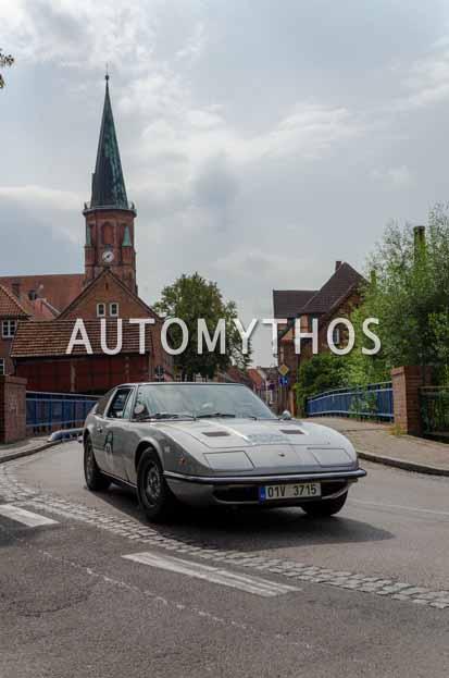 Automythos | 12. Hamburg Berlin Klassik 2019 | 84 | Petr Fiala & Sona Nejedla | Maserati Indy