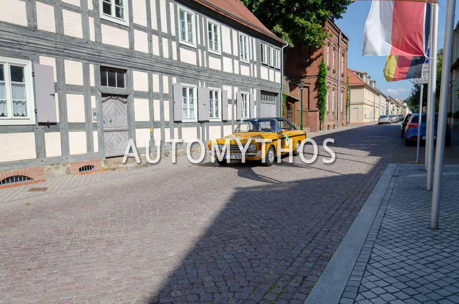 Automythos | 12. Hamburg Berlin Klassik 2019 | 85 | Hartwig Petersen & Wolfgang Berghofer | Ford 20M RS
