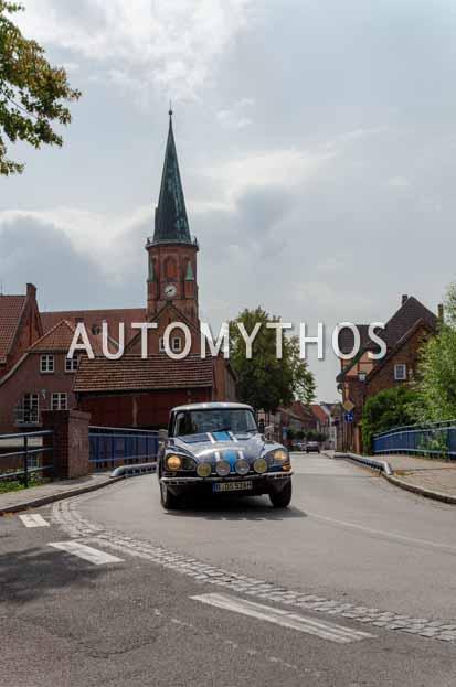 Automythos | 12. Hamburg Berlin Klassik 2019 | 86 | Marc Großkreutz & Frank Köhnke | Citroën DS 21