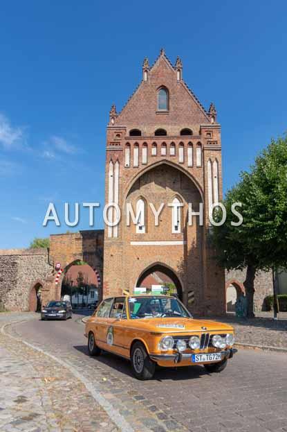 Automythos | 12. Hamburg Berlin Klassik 2019 | 88 | Thomas Groschek & Karl Groschek | BMW touring 2000 tii