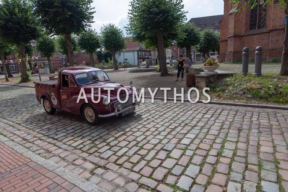 Automythos | 12. Hamburg Berlin Klassik 2019 | 89 | Peter Fiekens & Hamid Mossadegh | Austin 6cwt Pick-up