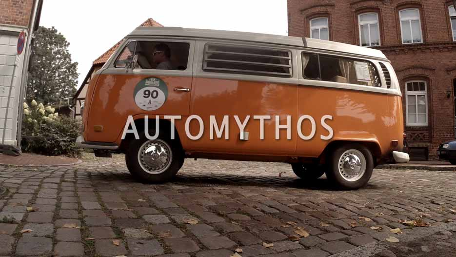 Automythos | 12. Hamburg Berlin Klassik 2019 | 90 | Christian Franze & Thomas Erker | VW T2a Westfalia