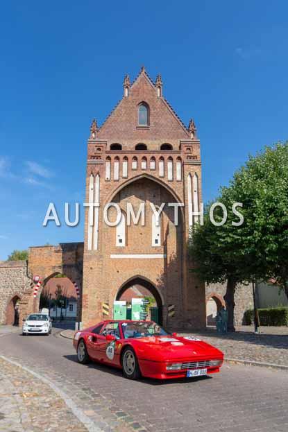Automythos | 12. Hamburg Berlin Klassik 2019 | 95 | Jörg Henschel & Florian Verfürth | Ferrari 328 GTS