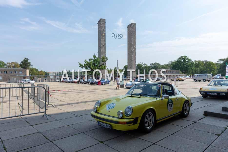 Automythos | 12. Hamburg Berlin Klassik 2019 | 98 | Lutz Wolgang Walter Runkel & Martin Schommer | Porsche 911 S Targa