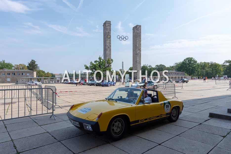 Automythos | 12. Hamburg Berlin Klassik 2019 | 99 | Jan-H. Heikes & Marius Stoldt | VW-Porsche 914 1.7