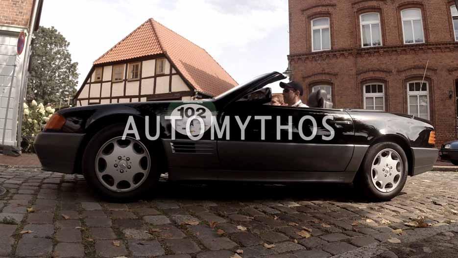 Automythos | 12. Hamburg Berlin Klassik 2019 | 102 | Paolo Ollig & Niklas Braun | Mercedes 300 SL
