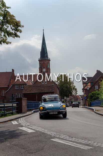 Automythos | 12. Hamburg Berlin Klassik 2019 | 105 | Frank Wiedemeijer & Karin Berger | Citroën DS 23 Break
