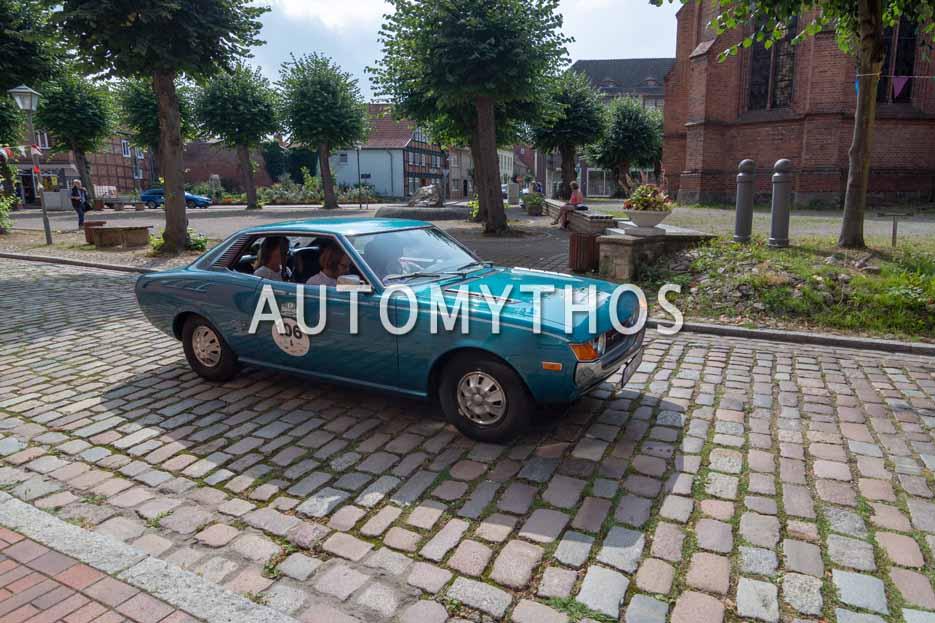 Automythos | 12. Hamburg Berlin Klassik 2019 | 106 | Urte Hirschberger & Emily Hirschberger | Toyota Celica ST