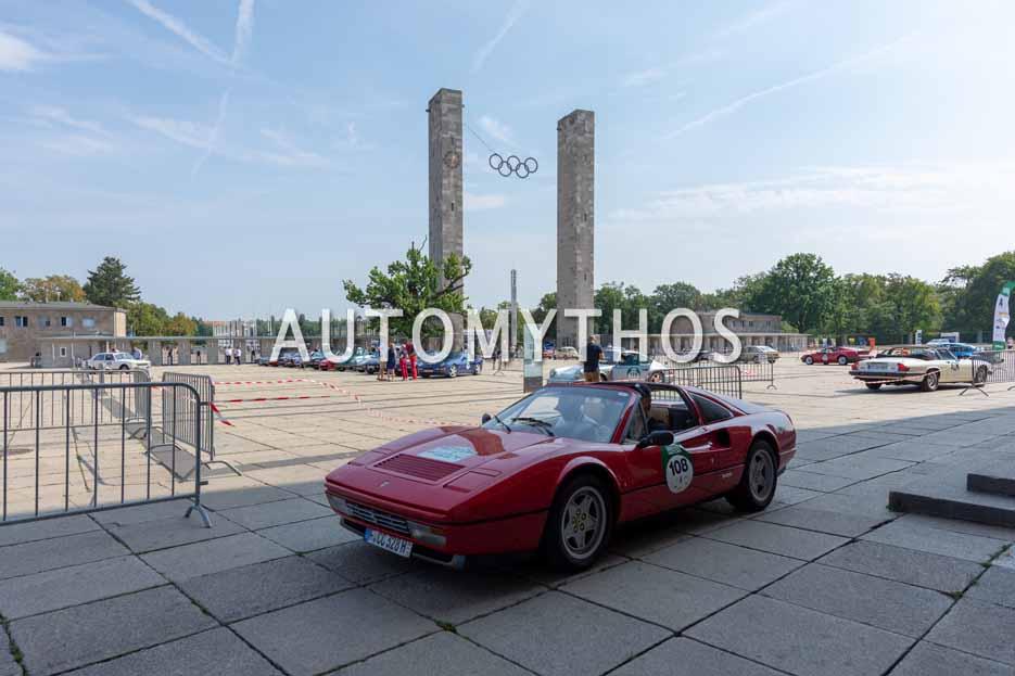 Automythos | 12. Hamburg Berlin Klassik 2019 | 108 | Ivan Soldo & Harald Linz | Ferrari 328 GTS