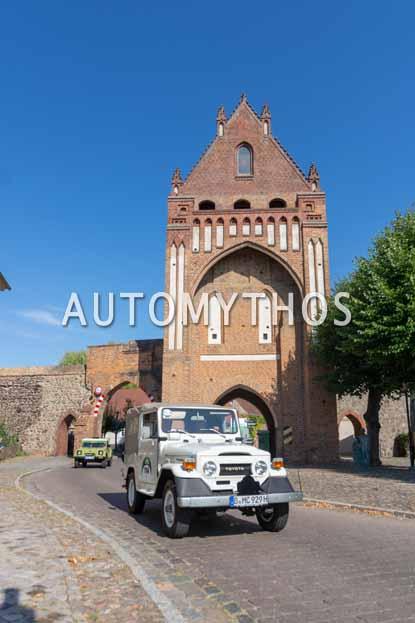 Automythos | 12. Hamburg Berlin Klassik 2019 | 114 | Detlef Slupinski & Dietrich Hartmann | Toyota Land Cruiser