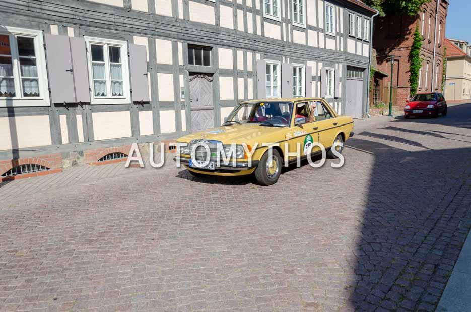 Automythos | 12. Hamburg Berlin Klassik 2019 | 119 | Jens Engelhardt & Luca Stickler | Mercedes 200