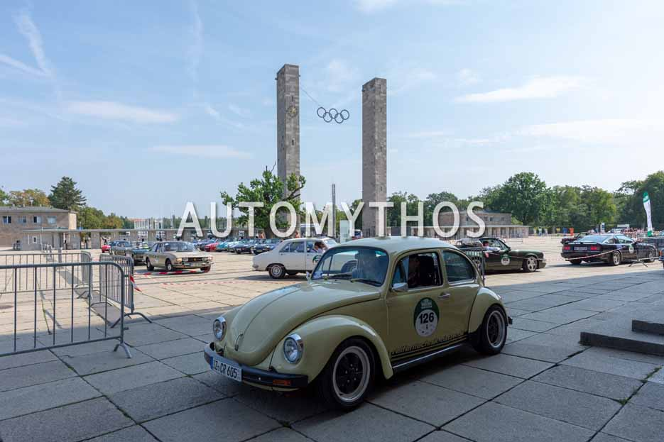 Automythos | 12. Hamburg Berlin Klassik 2019 | 126 | Christoph-Arne Ristow & Julius Ristow | Volkswagen Käfer