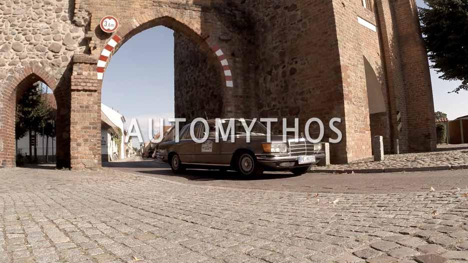 Automythos | 12. Hamburg Berlin Klassik 2019 | 127 | Holger Kail & Günter Sehring | Mercedes 280 S