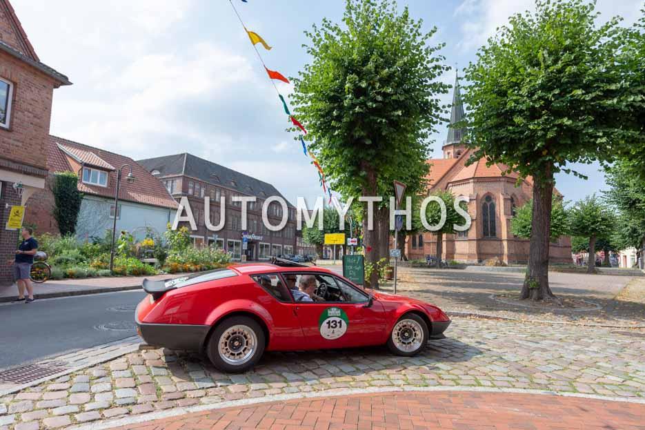 Automythos | 12. Hamburg Berlin Klassik 2019 | 131 | Wolfgang Brass & Stephan Trapp | Alpine A310 V6
