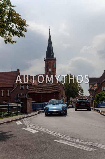 Automythos | 12. Hamburg Berlin Klassik 2019 | 132 | Ulrich Patzer & Moritz Patzer | Porsche 911 Turbo
