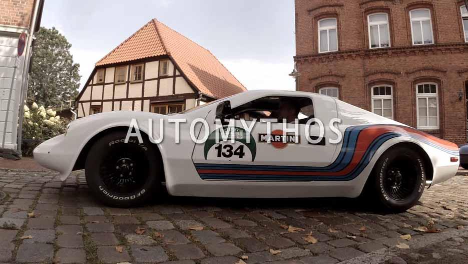 Automythos | 12. Hamburg Berlin Klassik 2019 | 134 | Thomas Engel & Linda Engel | Kelmark GT