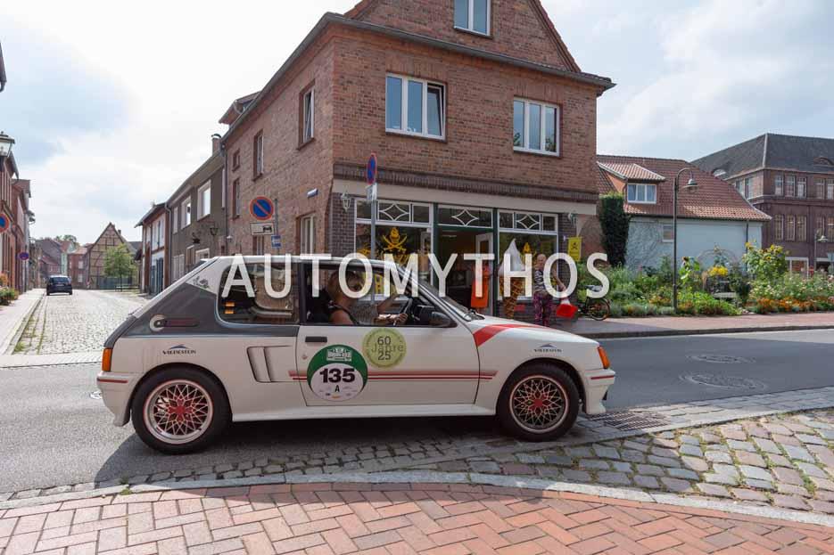 Automythos | 12. Hamburg Berlin Klassik 2019 | 135 | Reinhard Schade & Tina Gorschlüter | Peugeot 205 GTI
