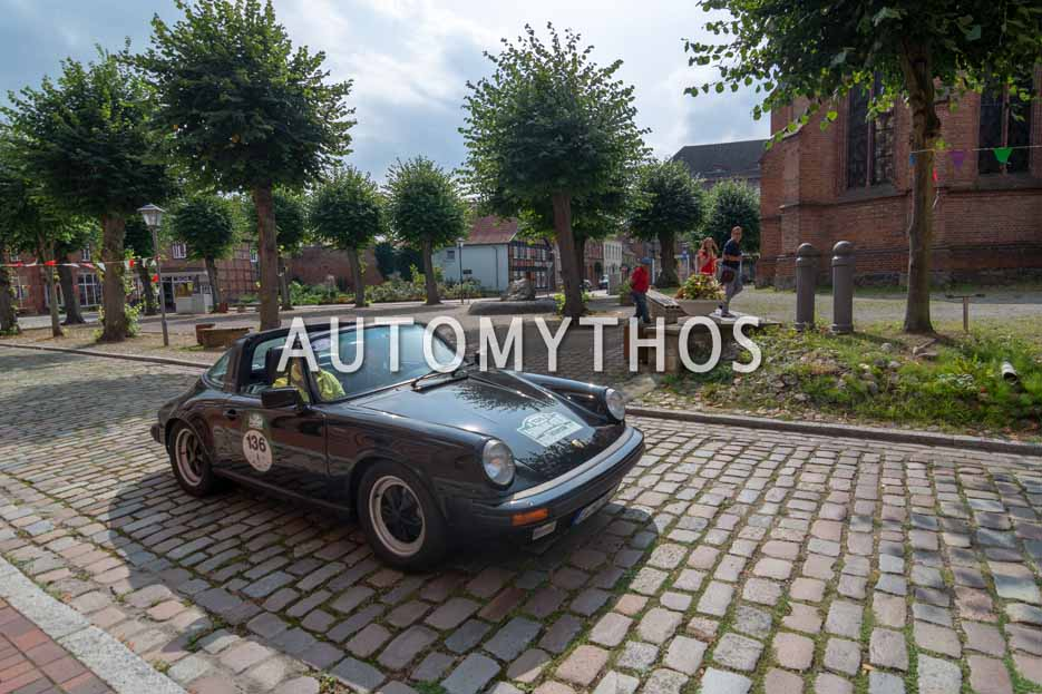 Automythos | 12. Hamburg Berlin Klassik 2019 | 136 | Reimer Henschel & Michael Schrötter | Porsche 911 Targa