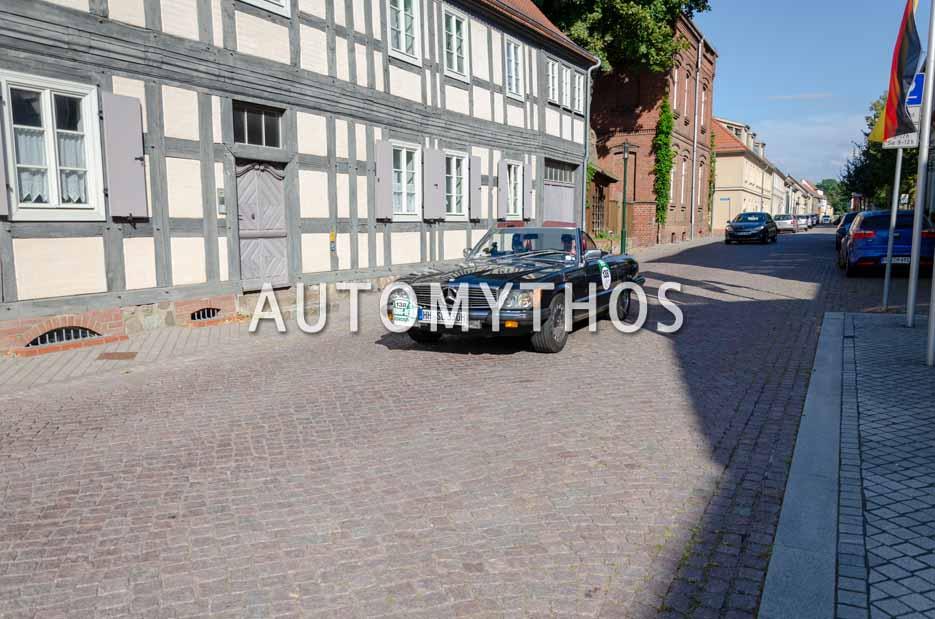 Automythos | 12. Hamburg Berlin Klassik 2019 | 138 | Stefan Grewe & Christoph Wegner | Mercedes 380 SL
