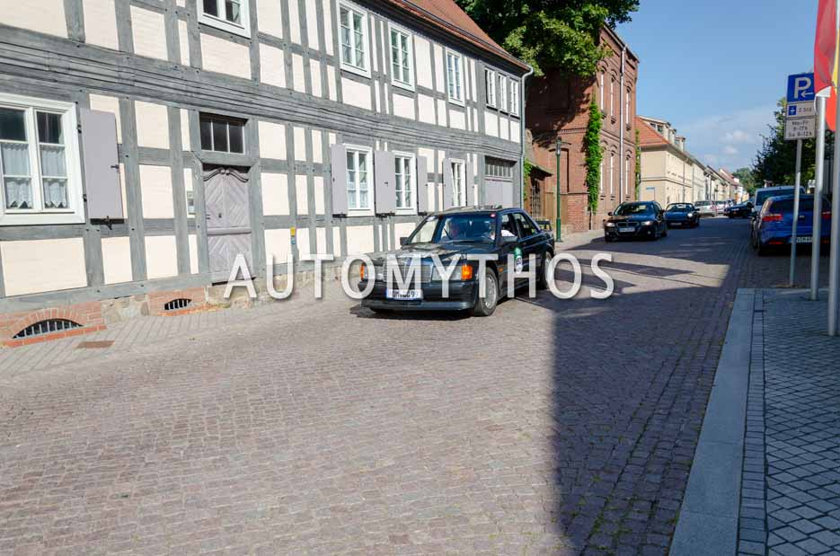 Automythos | 12. Hamburg Berlin Klassik 2019 | 150 | Jan-Christopher Vogt & Gisbert Vogt | Mercedes 190E 2.5-16 EVO 1 AMG Power Pack