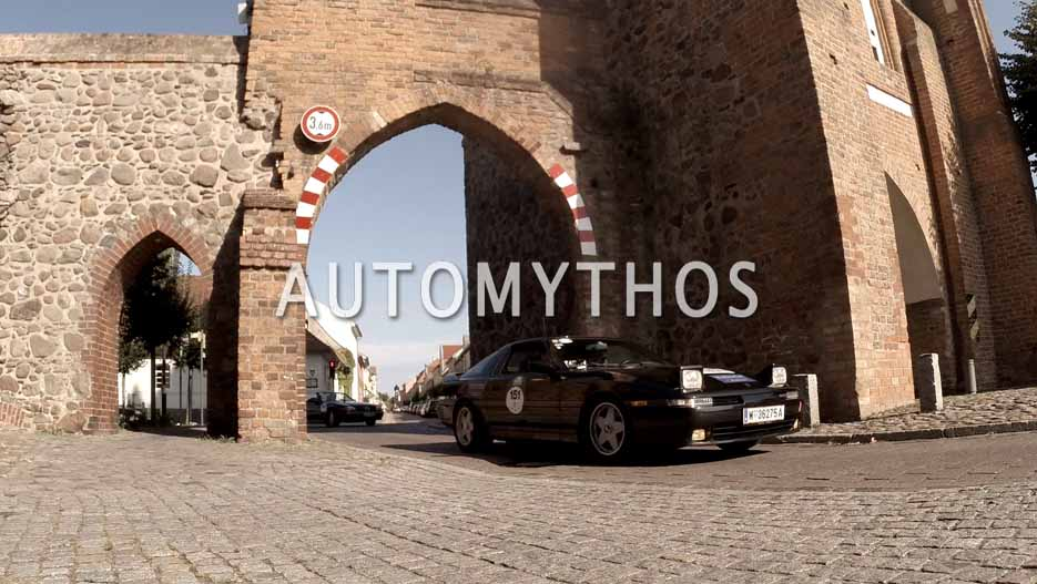 Automythos | 12. Hamburg Berlin Klassik 2019 | 151 | Oliver Drahosch & Adrian Drahosch | Toyota Supra Mk 3
