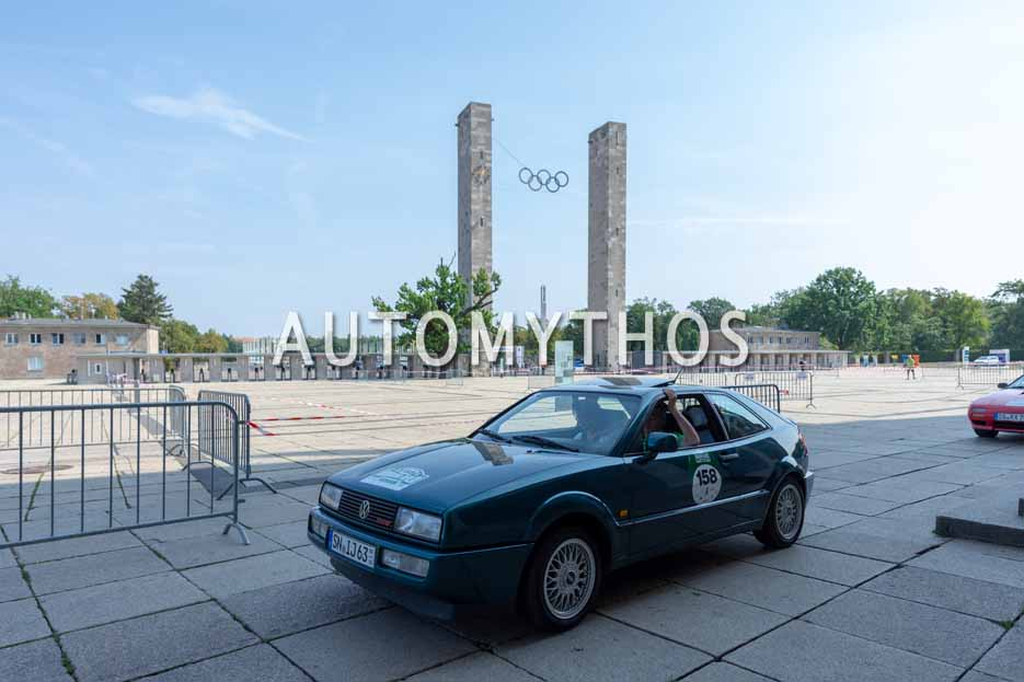 Automythos | 12. Hamburg Berlin Klassik 2019 | 158 | Ingvard Jenning & Maren Harten | Volkswagen Corrado