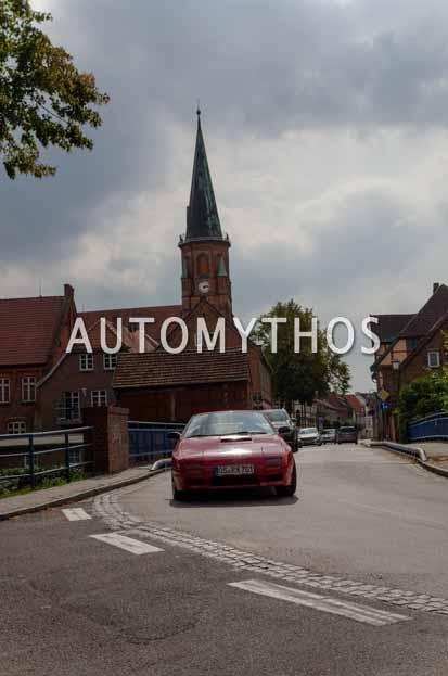 Automythos | 12. Hamburg Berlin Klassik 2019 | 159 | Werner Prange & Anna-Lena Prange | Mazda RX-7 Cabriolet