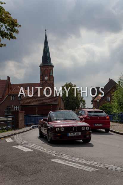 Automythos | 12. Hamburg Berlin Klassik 2019 | 161 | Jürgen Betz & Nicole Betz | BMW 318i Cabriolet