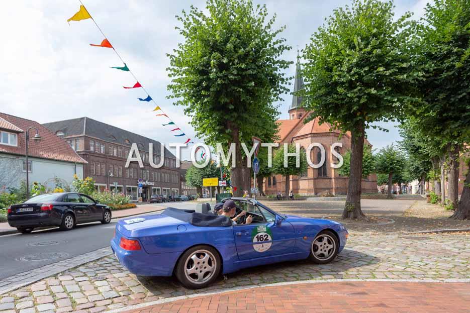 Automythos | 12. Hamburg Berlin Klassik 2019 | 162 | Stefan Rath & Julia Rath | Porsche 968 Cabriolet