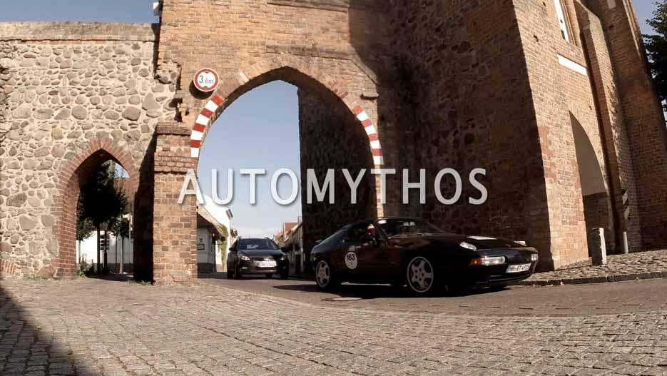 Automythos | 12. Hamburg Berlin Klassik 2019 | 163 | Stephan Dahm & Cora Dahm | Porsche 928 GTS