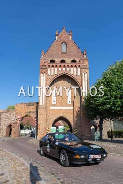 Automythos | 12. Hamburg Berlin Klassik 2019 | 169 | Frederik De Paep & Dries Heyvaerts | Porsche 924